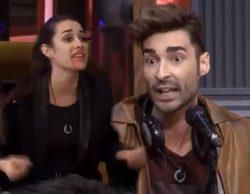 """Miguel ('GH 17'): """"Adara, eres una homófoba y estás obsesionada conmigo. Déjame en paz"""""""
