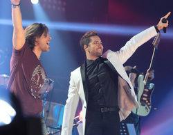 El concierto de 'OT. El reencuentro' marca un formidable 27,5% y es seguido por 4.149.000 espectadores