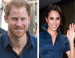 Rumores de romance entre el Príncipe Harry y la actriz Meghan Markle de 'Suits'