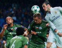 El resumen de la Champions League (2,8%) en Mega se convierte en el espacio de no ficción más visto del día