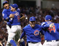 El partido de los Chicago Cubs arrasa en Fox frente al mínimo histórico de 'Survivor' y 'Code Black' en CBS