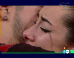 Las familias de Adara y Pol vuelven a enfrentarse tras la expulsión del barcelonés en 'GH 17'