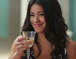 'Jane the Virgin' se estrena en Divinity con un triple episodio marcando un 1,5%, 1,8% y 1,7%