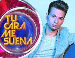 Frank Diago será el artista invitado de la quinta gala de 'Tu cara me suena' e interpretará a Miguel Gallardo