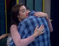 La paz llega a 'Gran Hermano 17': Adara consuela a un Miguel deshecho en lágrimas por Pol