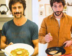 Miguel Ángel Silvestre, Hugo Silva y otros famosos se convierten en cocineros solidarios