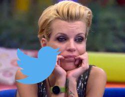 Las redes lamentan el abandono de Bárbara y culpan a Fernando de su salida de 'GH17'