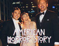 Un matrimonio gay triunfa en internet al celebrar su boda al estilo de 'American Horror Story'