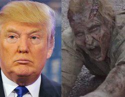 Donald Trump aparece como un zombie en 'The Walking Dead', según los usuarios de Reddit