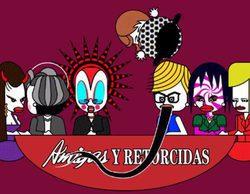 """""""Amigas y retorcidas"""", la versión demoniaca de 'Amigas y conocidas' que se ha vuelto viral en la red"""