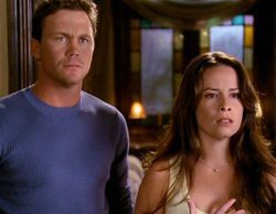Piper, de 'Embrujadas' (Holly Marie Combs), invoca a Leo (Brian Krause) para impedir la victoria de Trump