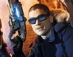 'Legends of Tomorrow': The CW concede cuatro episodios más a la segunda temporada