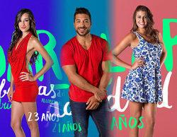 Adara, Clara y Alain, nuevos nominados de 'Gran Hermano 17'