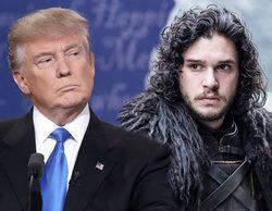 'The Daily Show' asegura que Donald Trump y Jon Snow ('Juego de Tronos') son muy parecidos