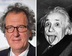 Geoffrey Rush se convierte en Albert Einstein en la primera imagen de 'Genius'