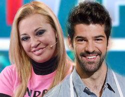 Belén Esteban y Miguel Ángel Muñoz mantuvieron una relación sentimental cuando él era adolescente