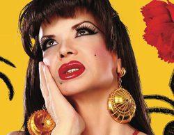 'Sálvame' muestra la primera aparición de La Veneno como hombre en televisión