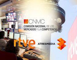 La CNMC sanciona a RTVE y Atresmedia por incluir publicidad encubierta en sus programas
