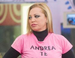 Belén Esteban niega molesta que mantuviera un romance con Miguel Ángel Muñoz
