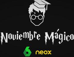 """""""Noviembre Mágico"""" llega a su recta final con la emisión del desenlace de la saga de """"Harry Potter"""" en laSexta"""