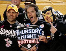 El fútbol americano de NBC agita las audiencias de la noche del jueves