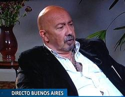 """El padre de Chenoa en 'Sálvame Deluxe': """"Laura miente sobre su pasado"""""""