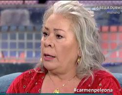 """Carmen Gahona en 'Sálvame Deluxe': """"Me entran ganas de coger a Raquel Bollo del cuello y ahogarla"""""""