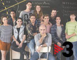 Carlos Cuevas y Elisabet Casanovas ('Merlí') serán los encargados de dar la bienvenida a 2017 en TV3