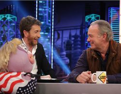 """Bertín Osborne ironiza en 'El Hormiguero': """"Espero que no estalle la tele por hablar en Antena 3 de Telecinco"""""""