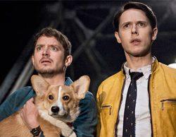 BBC America renueva 'Dirk Gently, Agencia de Investigaciones Holísticas' por una segunda temporada