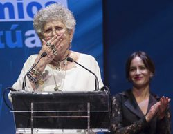 Pilar Bardem critica a Donald Trump, Mariano Rajoy y Susana Díaz