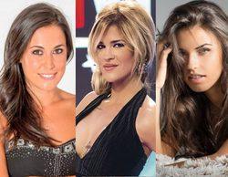 Ylenia, Sofía y Raquel, se enfrentan por Suso en el plató de 'Mujeres, hombres y viceversa'