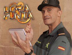 Pepe Viyuela recibe un divertido castigo tras no superar el juego de 'Hora Punta'