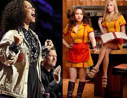 'The Voice' de NBC y '2 Broke Girls' de CBS lideran la noche