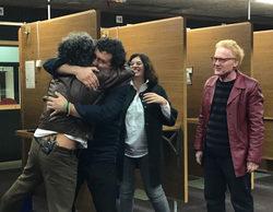 Las primeras imágenes del reencuentro de 'Los hombres de Paco'