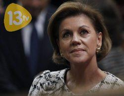"""Cospedal predijo la muerte de Rita Barberá en febrero: """"Hasta que no muera de un infarto no van a parar"""""""