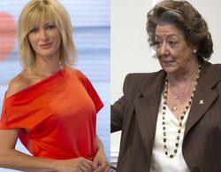 """Susanna Griso revela su última conversación con Rita Barberá: """"Si te he hecho daño, lo siento"""""""