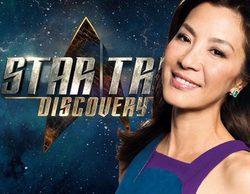 'Star Trek: Discovery': Michelle Yeoh es la primera actriz en incorporarse al elenco