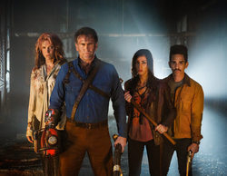 Dark estrena en exclusiva la segunda temporada de 'Ash vs. Evil Dead'