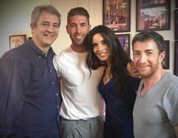 'El hormiguero': Sergio Ramos se cuela como público en el programa para ver a Pilar Rubio