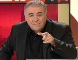 """García Ferreras responde a Rafael Hernando: """"No entiende el derecho a la información, prefiere los felpudos"""""""