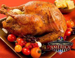 El fútbol americano de NBC se convierte en lo más visto de la noche Acción de Gracias