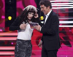 Blas Cantó es el ganador de la gala 8 de 'Tu cara me suena'