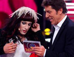 'Tu cara me suena' vuelve a ser líder y sube hasta un 23,8% ante el adiós de Raquel Bollo en 'Deluxe' (14,8%)