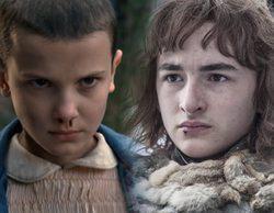 """'Juego de Tronos': Ellie Kendrick compara a Bran con Eleven de 'Stranger Things' por su """"fuerza mental"""""""
