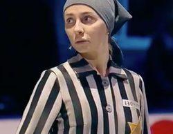 La mujer del portavoz de Putin, criticada por recrear una performance sobre hielo del Holocausto