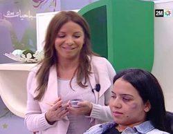 Críticas a la televisión pública marroquí por emitir un tutorial de maquillaje a mujeres maltratadas