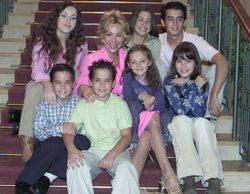Ana Obregón se reencuentra con varios niños de 'Ana y los siete'