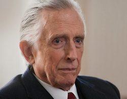 Muere Fritz Weaver, conocido por su papel de Senador en 'Expediente X', a los 90 años