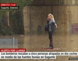 """Twitter se llena de memes sobre el """"angustioso"""" rescate de una mujer en Sagunto"""